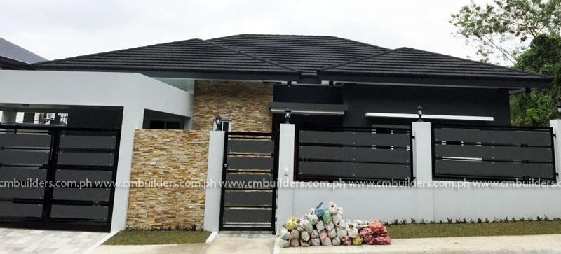 Modern Bungalow Cm Builders