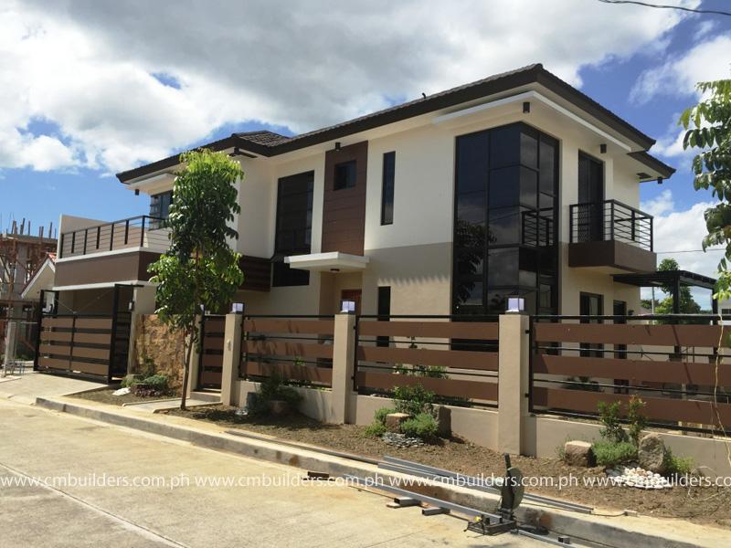Modern Zen 2 Storey Residence - North Fairview, Quezon City | CM ...