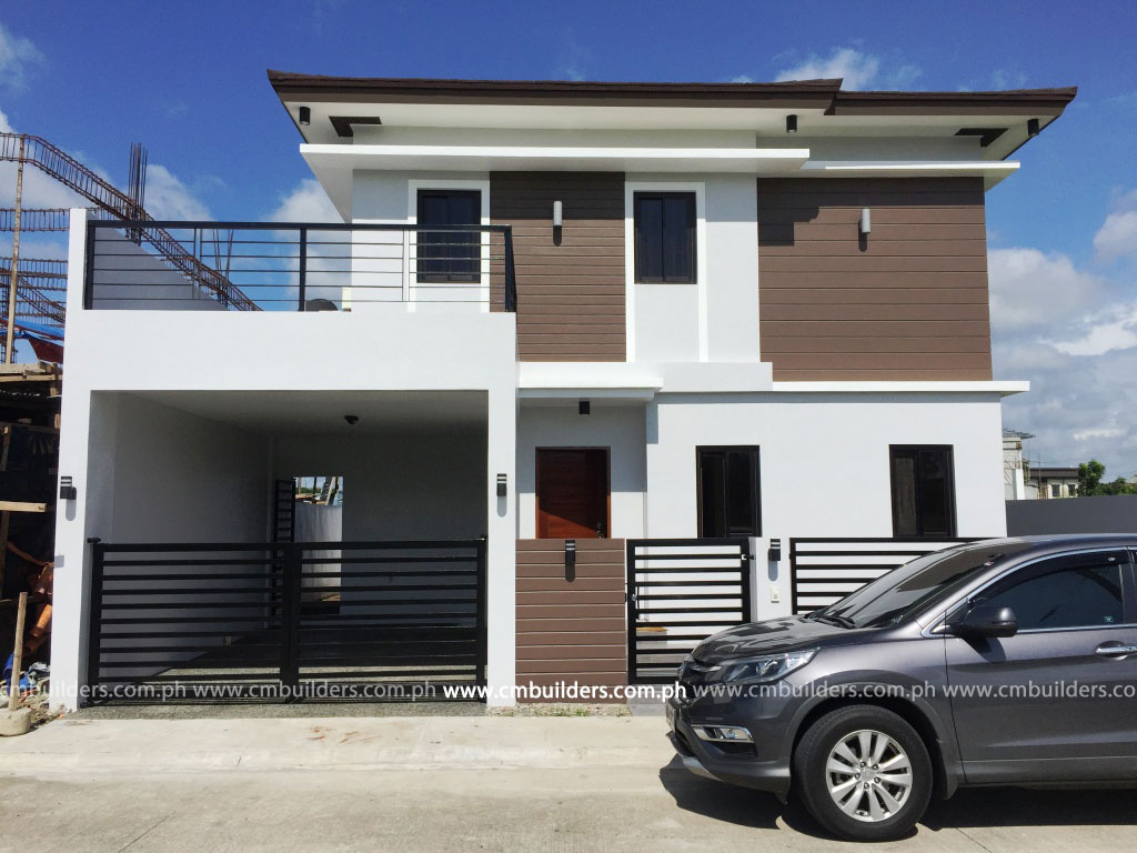 New modernbungalow house design in the philippines joy for Budget home designs philippines